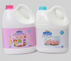 Nước giặt KODOMO Baby Fabric Wash 3000ml