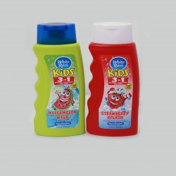 Sữa tắm White Rain Kids 3in1 354ml